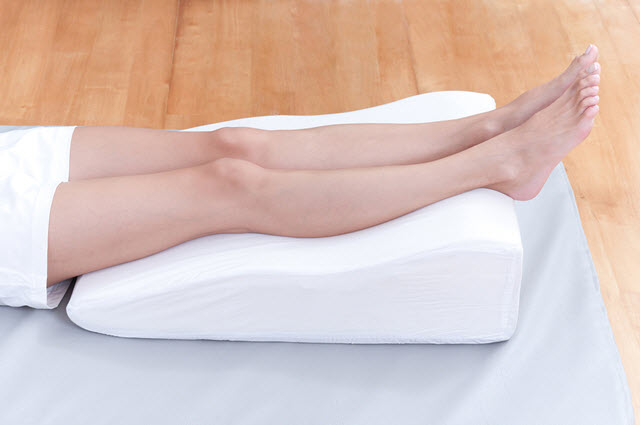 Wedge Pillow Fights Pregnancy Discomfort Snoring Night